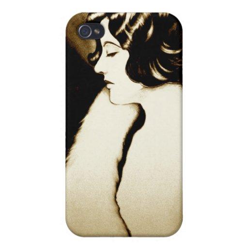elegante iPhone 4 carcasas