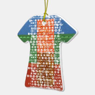 Elegante multicolor Extracto del EMPOLLÓN Ornamentos Para Reyes Magos
