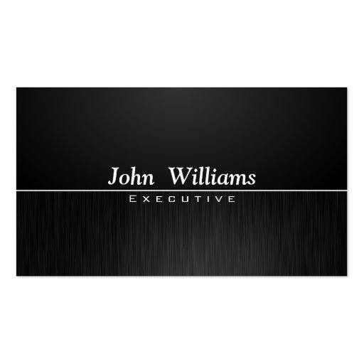 Elegante profesional autónomo freelance freelances tarjetas de visita