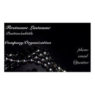 Elegantly Elite Business Card