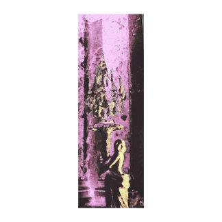 """Eleganz lona envuelta del ~ 12x36"""" impresión en lienzo estirada"""