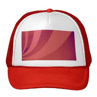 Eleganza 07,red mesh hats