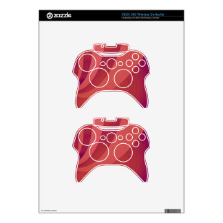 Eleganza 07,red xbox 360 controller decal