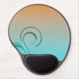 Eleganza 08 mint gel mouse pad