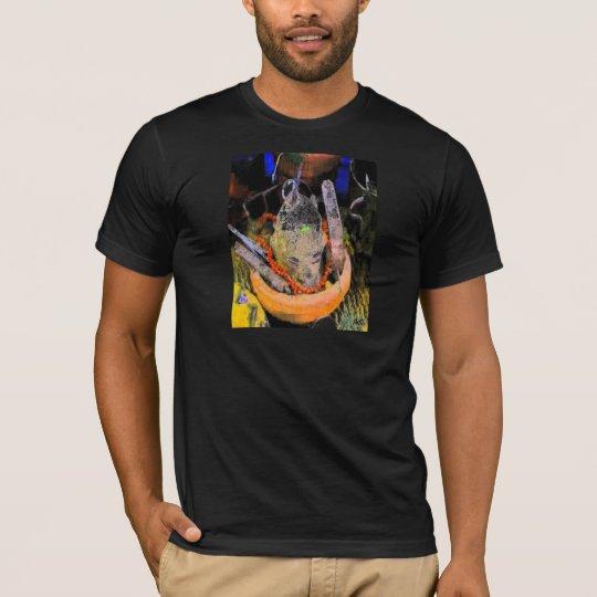 ELEGGUA BY THE DOOR T-Shirt