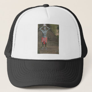 eleggua del monte olopa trucker hat
