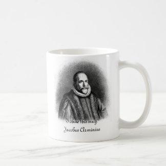 Elegí esta taza. Jacobo Arminius