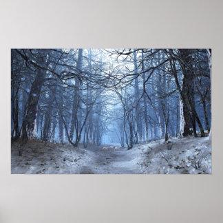 Elegía (invierno/día) póster
