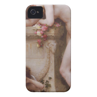 Elegy by William-Adolphe Bouguereau iPhone 4 Case-Mate Case