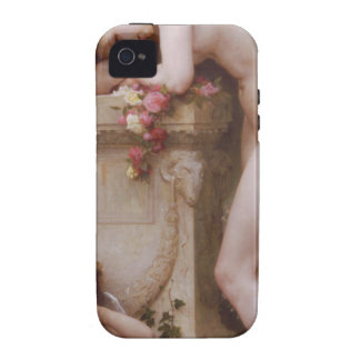 Elegy by William-Adolphe Bouguereau iPhone 4 Cover