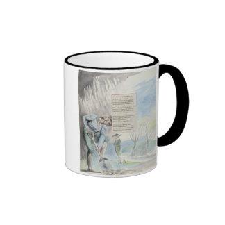'Elegy written in a Counrty Church-Yard', design 1 Mug