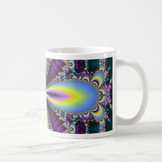 Elektrik Sky No 3 Classic White Coffee Mug