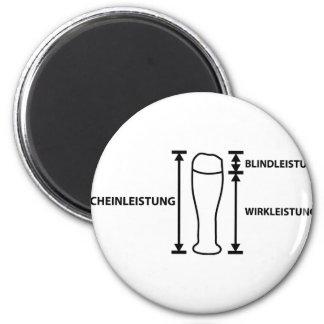 elektriker 2 inch round magnet