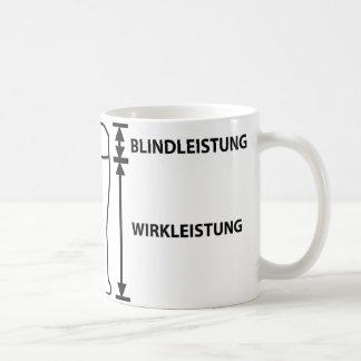 elektriker coffee mug