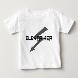 elektriker icon t-shirts