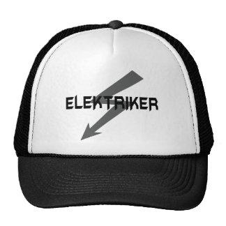 elektriker icon trucker hat