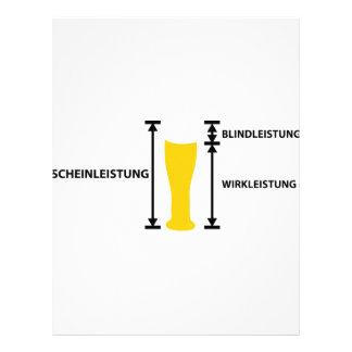 elektriker letterhead template