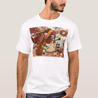 Elektro gitar T-Shirt