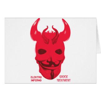 Elektro Inferno Shock Treatment Card