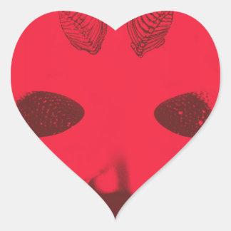 Elektro Inferno Shock Treatment Heart Sticker