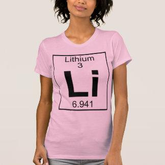 Element 003 - Li - Lithium (Full) T-shirt