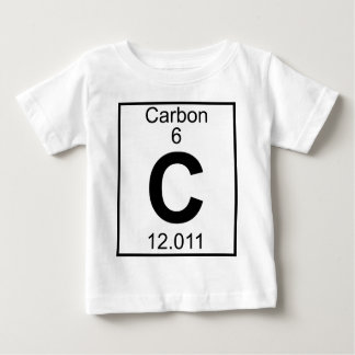 Element 006 - C - Carbon (Full) Baby T-Shirt