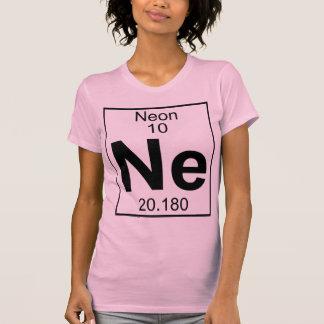 Element 010 - Ne - Neon (Full) T-Shirt