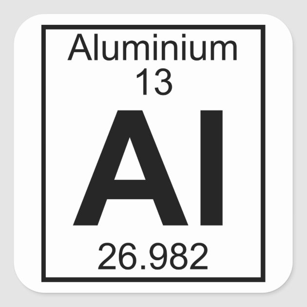 Aluminum Element Symbol | www.pixshark.com - Images ...