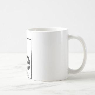 Element 026 - Fe - Iron (Full) Coffee Mug