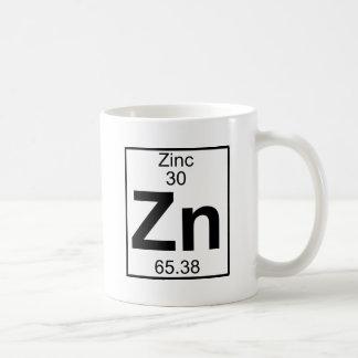 Element 030 - Zn - Zinc (Full) Coffee Mug