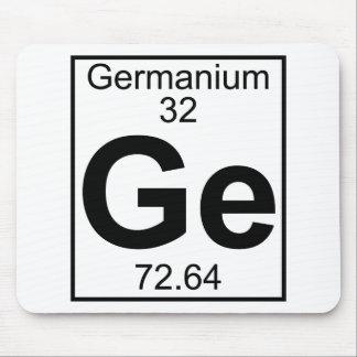Element 032 - Ge - Germanium (Full) Mouse Pad