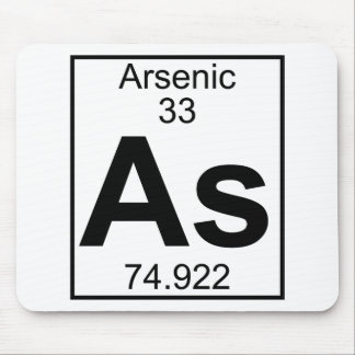 Element 033 - As - Arsenic (Full) Mouse Pad