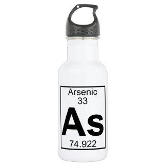 Element 033 - As - Arsenic (Full) Water Bottle