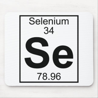 Element 034 - Se - Selenium (Full) Mouse Pad