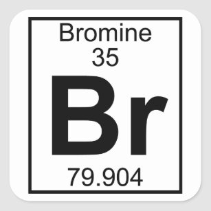 Where Is Bromine On The Periodic Table