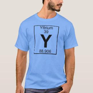 Element 039 - Y - Yttrium (Full) T-Shirt