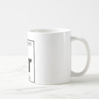 Element 040 - Zr - Zirconium (Full) Coffee Mug