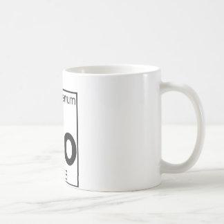 Element 042 - Mo - Molybdenum (Full) Coffee Mug