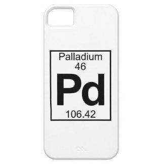 Element 046 - Pd - Palladium (Full) iPhone SE/5/5s Case