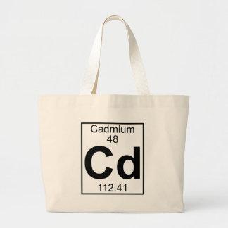Element 048 - Cd - Cadmium (Full) Tote Bags