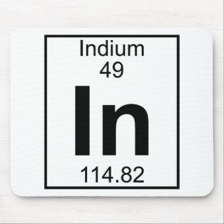 Element 049 - In - Indium (Full) Mouse Pad