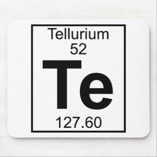 Element 052 - Te - Tellurium (Full) Mouse Pad