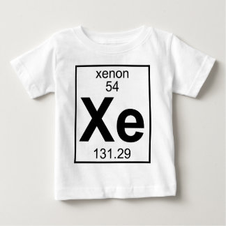 Element 054 - Xe - Xenon (Full) Baby T-Shirt