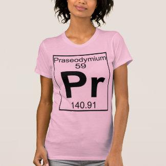 Element 059 - Pr - Praseodymium (Full) T-shirt