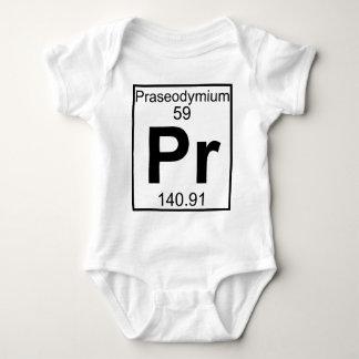 Element 059 - Pr - Praseodymium (Full) Tee Shirt