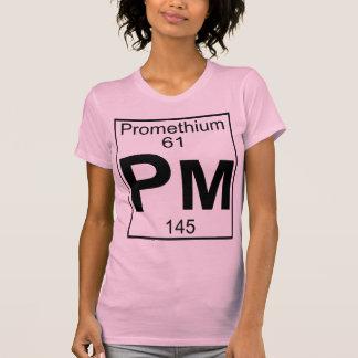Element 061 - Pm - Promethium (Full) T-Shirt
