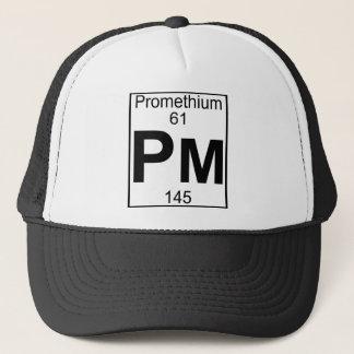 Element 061 - Pm - Promethium (Full) Trucker Hat
