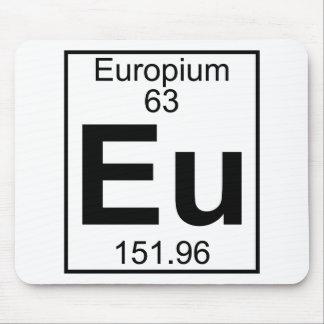 Element 063 - Eu - Europium (Full) Mouse Pad