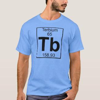 Element 065 - Tb - Terbium (Full) T-Shirt