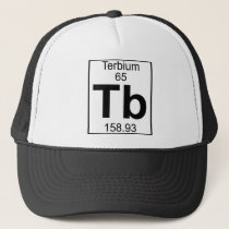 Element 065 - Tb - Terbium (Full) Trucker Hat